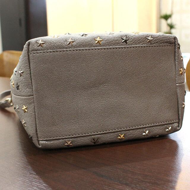 東大阪のお客様からジミーチュウの【ミニサラ】2wayバッグを買取_03