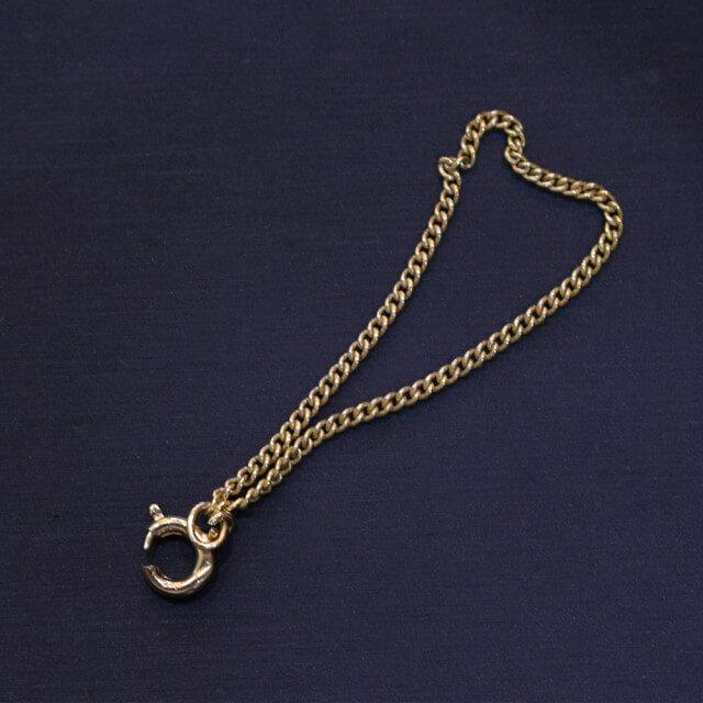 深江橋のお客様から18金のネックレスを買取_04