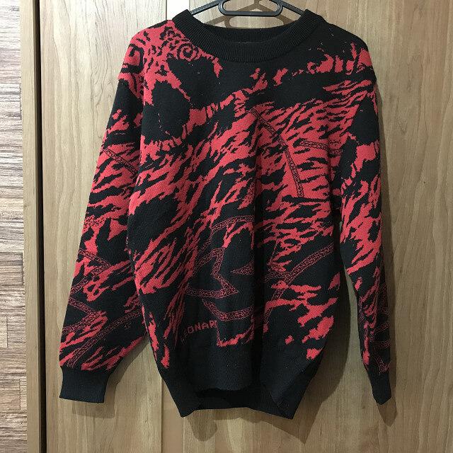 大阪でLEONARD(レオナール)のセーターを買取_01