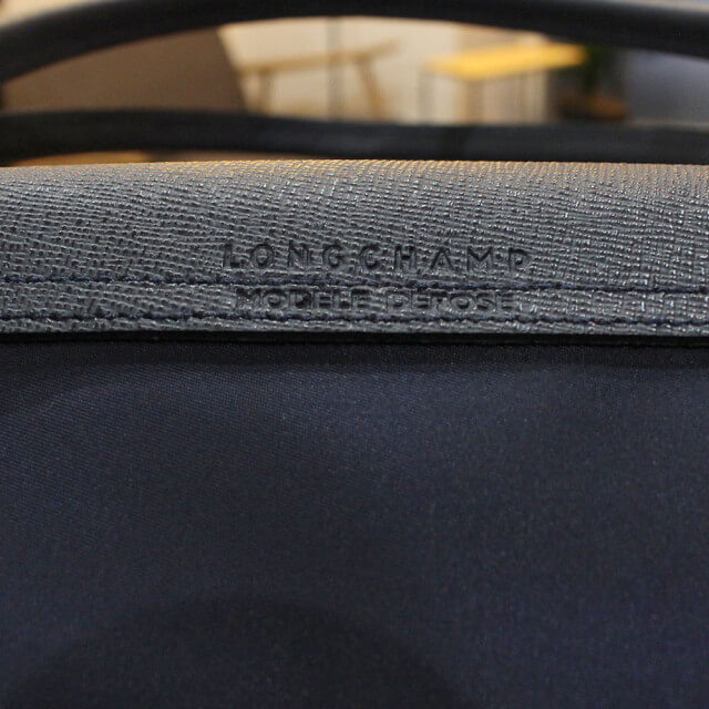 名古屋のお客様からロンシャンのナイロントートバッグを買取_04