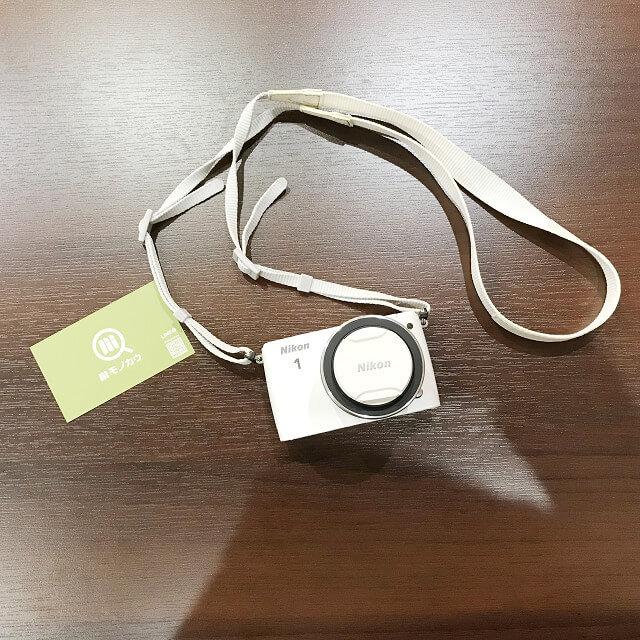 船橋からNikon(ニコン)のミラーレス一眼カメラ【1 NIKKOR】を買取_01