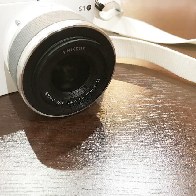 船橋からNikon(ニコン)のミラーレス一眼カメラ【1 NIKKOR】を買取_03