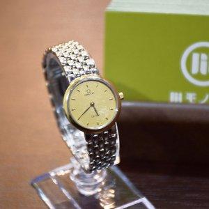 長田のお客様からオメガの腕時計【デビル】を買取