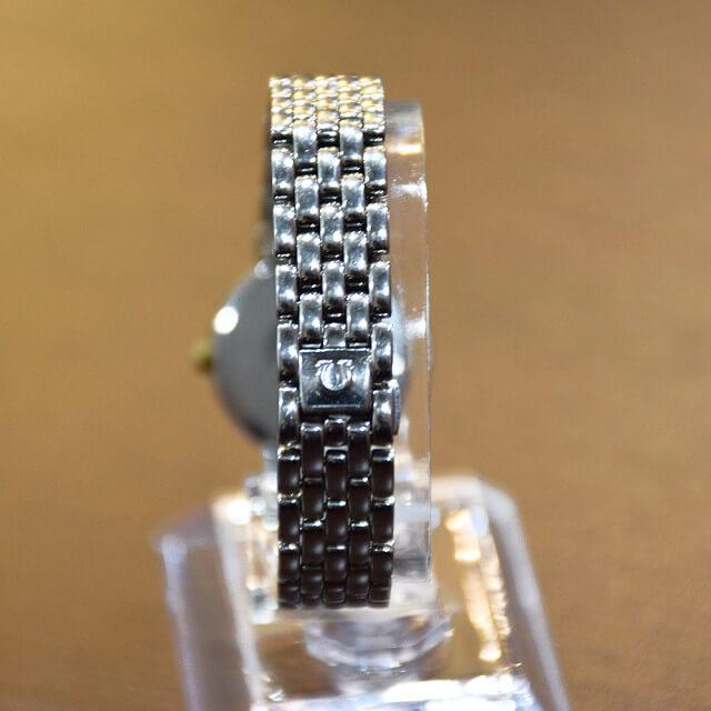 長田のお客様からオメガの腕時計【デビル】を買取_03
