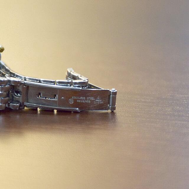 長田のお客様からオメガの腕時計【デビル】を買取_04