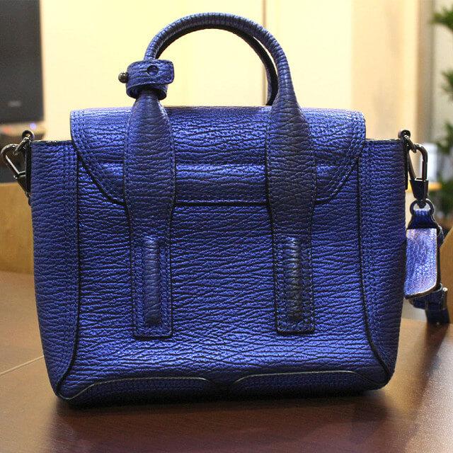 桃谷のお客様から3.1 Phillip lim(スリーワン フィリップリム)のバッグ【ミニサッチェル】を買取_02