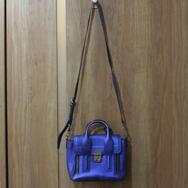 桃谷のお客様から3.1 Phillip lim(スリーワン フィリップリム)のバッグ【ミニサッチェル】を買取_03