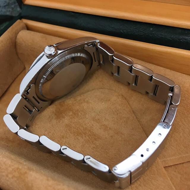 大阪梅田のお客様からロレックスの腕時計【エクスプローラー1】を買取_03