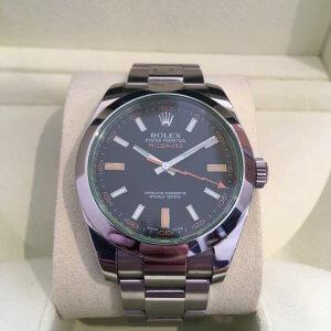 大阪梅田のお客様からロレックスの腕時計【ミルガウス】を買取