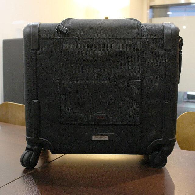 石橋のお客様からTUMI(トゥミ)のキャリーバッグを買取_02