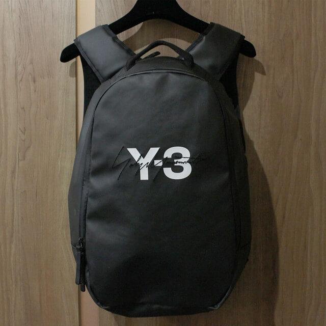 奈良のお客様からY-3(ワイスリー)のバックパックを買取_01