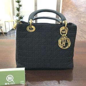 天王寺のお客様からディオールの人気バッグ【レディディオール】を買取