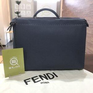 梅田のお客様からフェンディの【ピーカブー ラージ セレリア ビジネスバッグ】を買取
