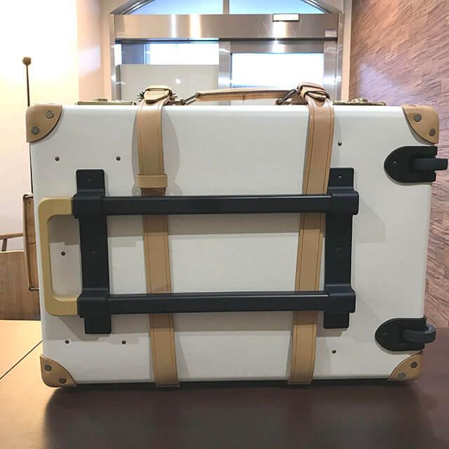 大阪のお客様からグローブトロッターのキャリーケース【サファリ】を買取_02