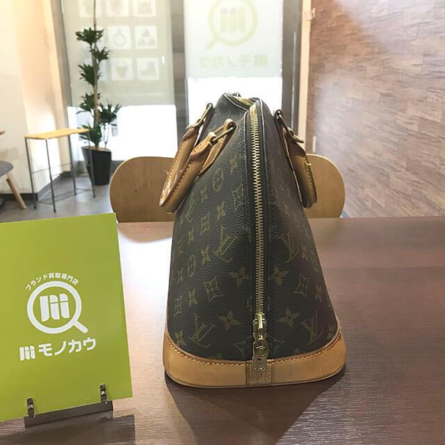 深江橋のお客様からヴィトンのハンドバッグ【アルマ】を買取_03
