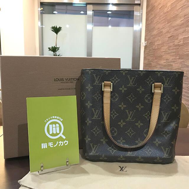 横浜のお客様からヴィトンの【ヴァヴァンPM】を買取_02