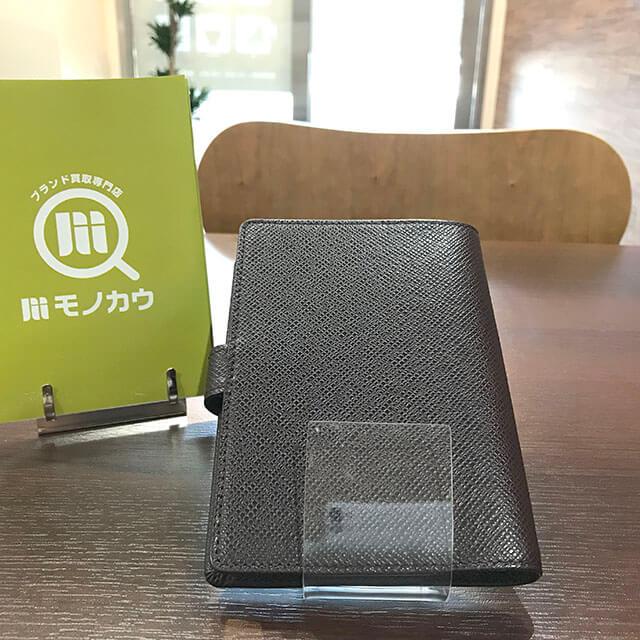 緑橋店にてヴィトンの手帳カバー【アジェンダPM】を買取_02