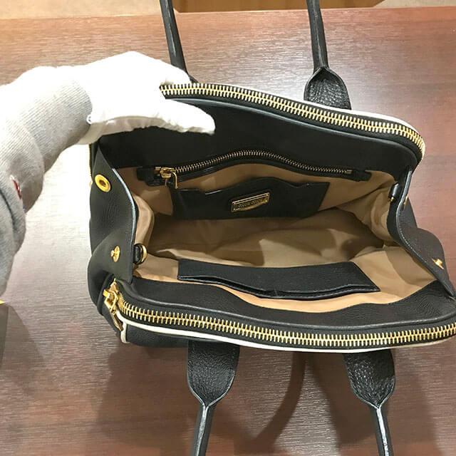 堺のお客様からミュウミュウのハンドバッグを買取_04