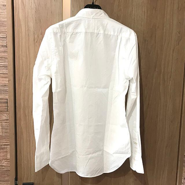 大阪市内のお客様からラグスマックレガーのT.MASON ボタンダウンシャツを買取_02