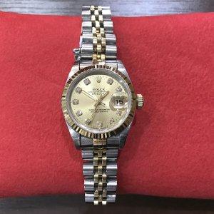 高井田のお客様からロレックスのレディース腕時計【デイトジャスト】を買取
