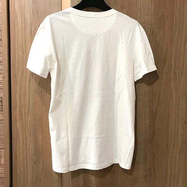 大阪市内のお客様からヴァレンティノの18年モデル ロゴプリント Tシャツを買取_02
