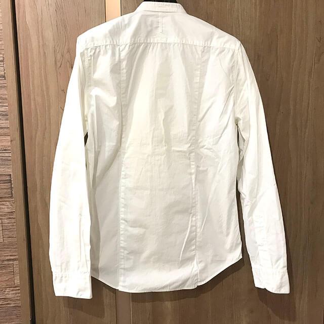 大阪市内のお客様からヴァレンティノのドレスシャツを買取_02