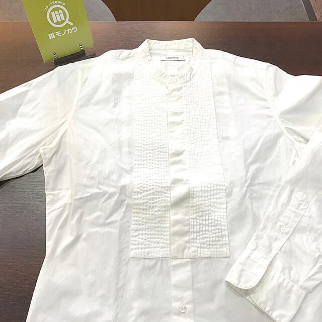 大阪市内のお客様からヴァレンティノのドレスシャツを買取_04