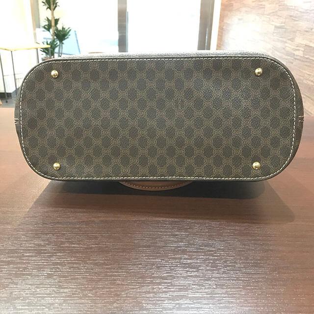 大阪市内のお客様からセリーヌのマカダム柄2wayバッグを買取_02