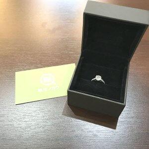 住之江のお客様から1.5ctのダイヤモンドの指輪を買取