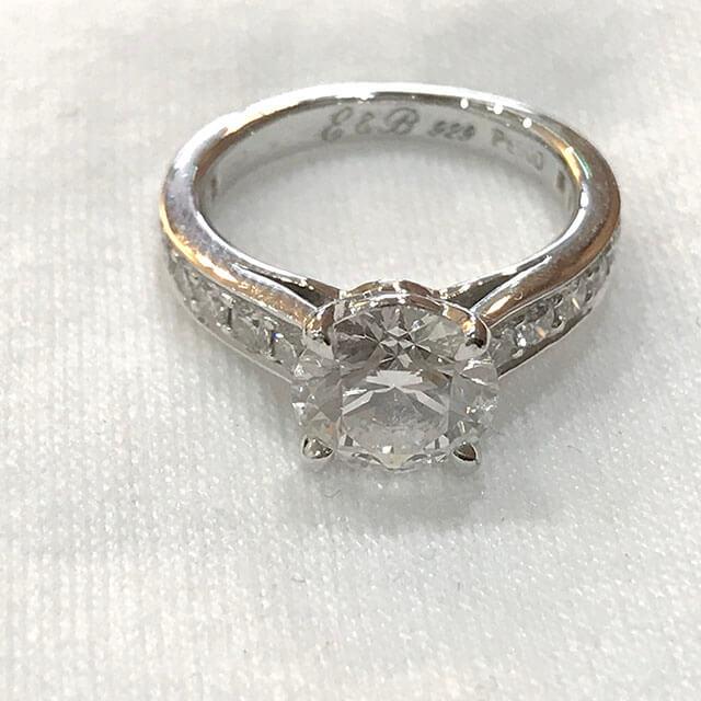 住之江のお客様から1.5ctのダイヤモンドの指輪を買取_02