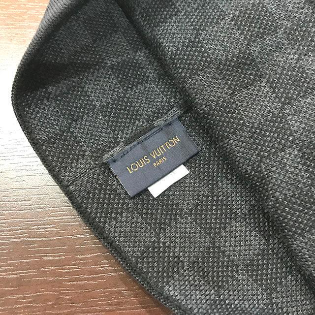 難波のお客様からヴィトンのダミエの帽子を買取_04