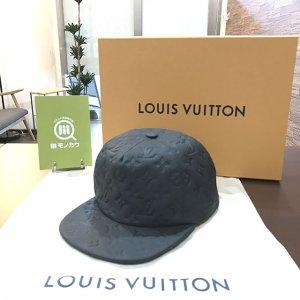 銀座のお客様からヴィトンのヴァージルアブローデザインの帽子を買取