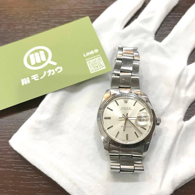 sports shoes 3dfb0 2825f 緑橋のお客様からロレックスの腕時計【デイトジャスト】を買取