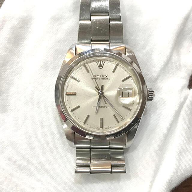 緑橋のお客様からロレックスの腕時計【デイトジャスト】を買取_02