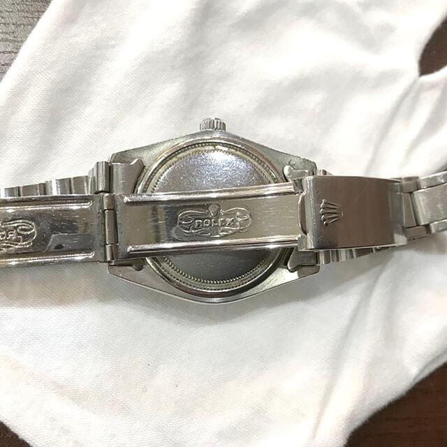 緑橋のお客様からロレックスの腕時計【デイトジャスト】を買取_03