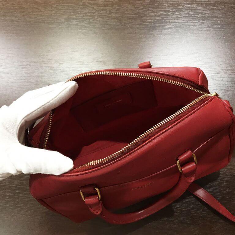 永福町のお客様からサンローランの【ベイビーダッフル】バッグを買取_03