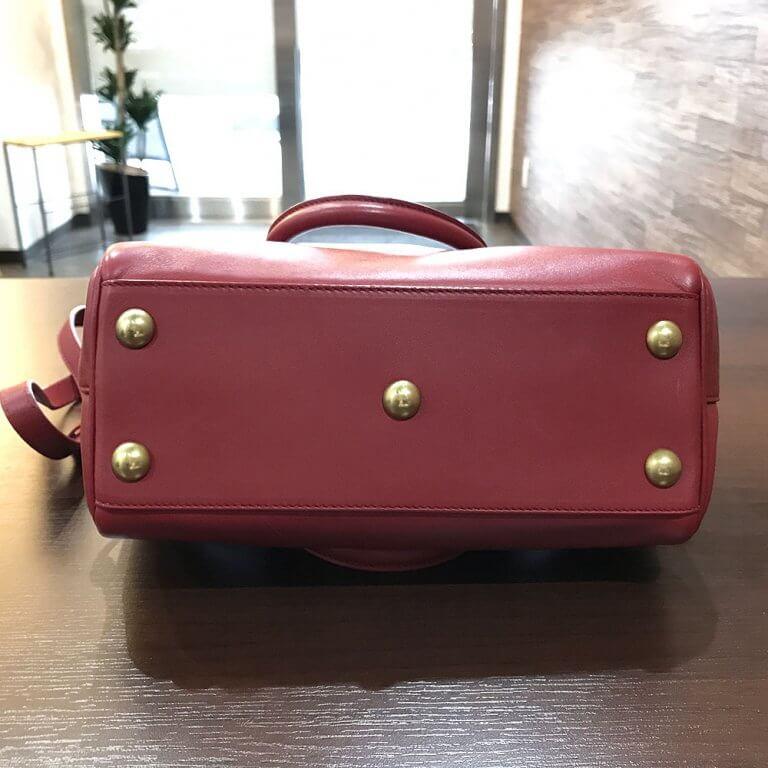 永福町のお客様からサンローランの【ベイビーダッフル】バッグを買取_04