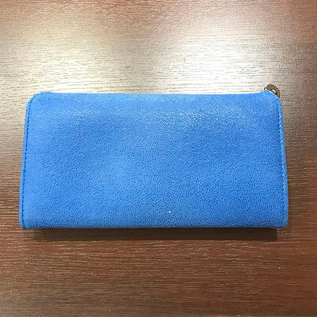 大阪市内のお客様からステラマッカートニーの【ファラベラ】長財布を買取_02