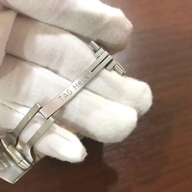 大月市のお客様からタグホイヤーの腕時計【キリウム クロノグラフ】を買取_04