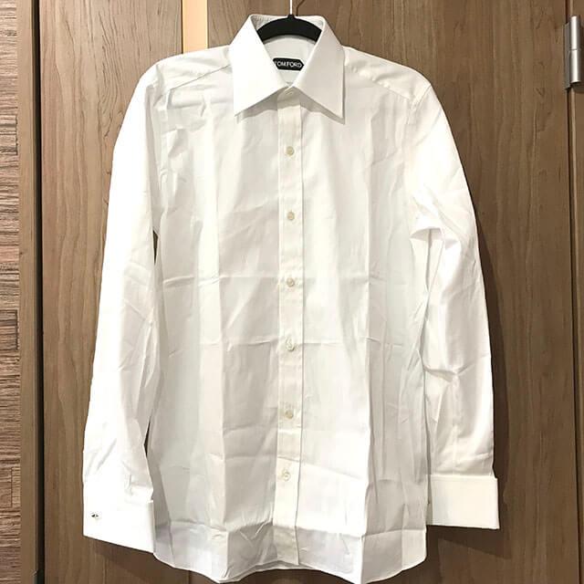 阿倍野のお客様からトムフォードのドレスシャツを買取_01