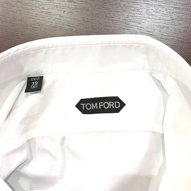 阿倍野のお客様からトムフォードのドレスシャツを買取_03