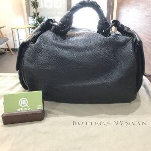 鴫野のお客様からボッテガヴェネタのハンドバッグを買取