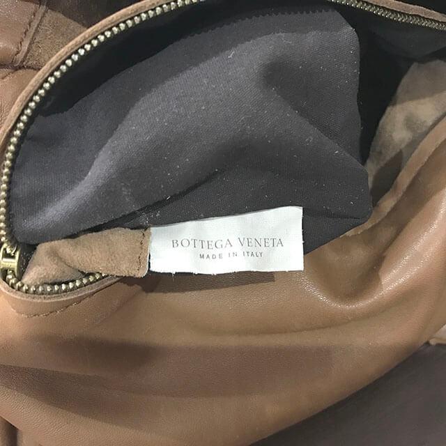 鶴橋のお客様からボッテガヴェネタのハンドバッグを買取_04