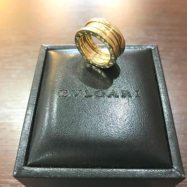 長田のお客様からブルガリの【B-Zero1リング】を買取_04