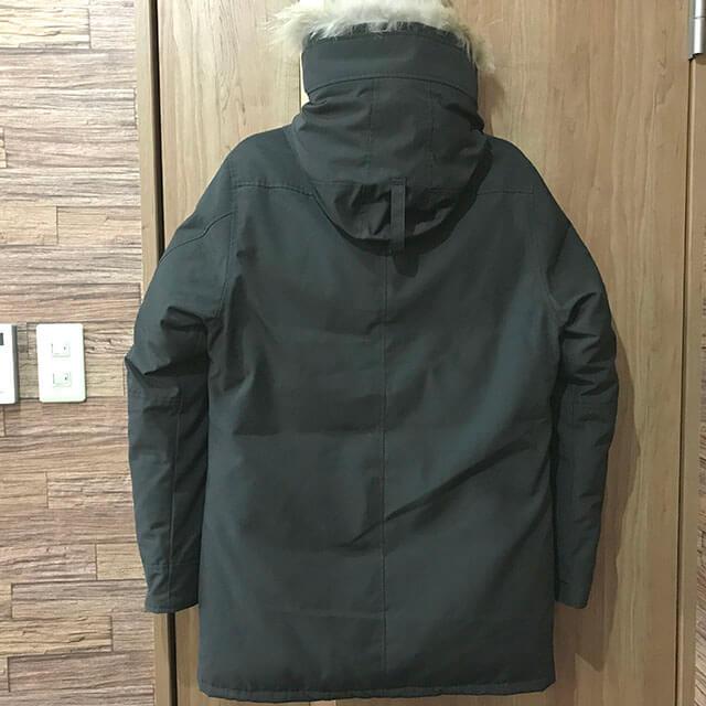 上本町のお客様からカナダグースのダウンジャケット【ジャスパー】を買取_02