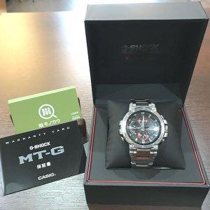 森ノ宮のお客様からカシオの腕時計G-SHOCK【マグマオーシャン】を買取