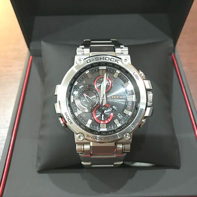 森ノ宮のお客様からカシオの腕時計G-SHOCK【マグマオーシャン】を買取_02