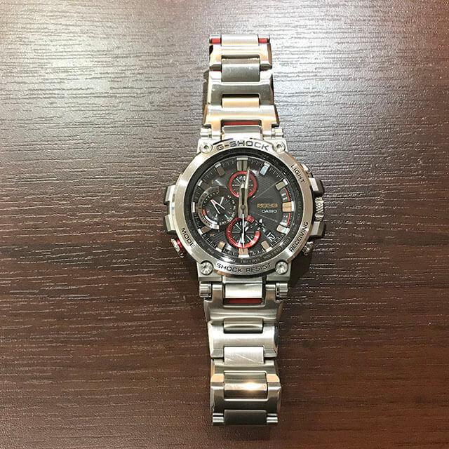 森ノ宮のお客様からカシオの腕時計G-SHOCK【マグマオーシャン】を買取_03