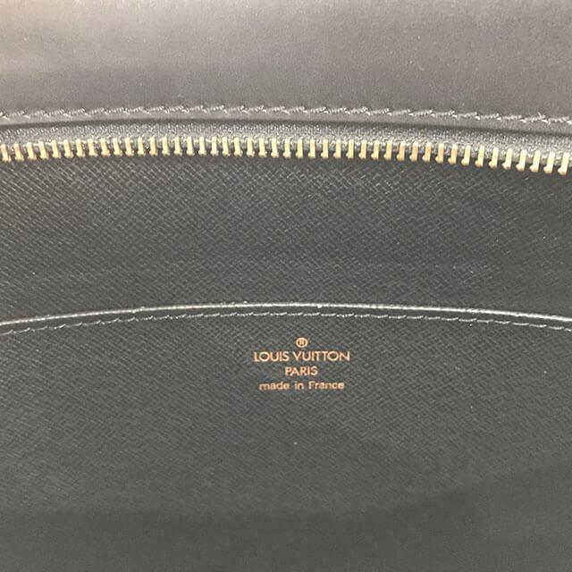 鴫野のお客様からヴィトンのセカンドバッグ【ポシェット・オム】を買取_04