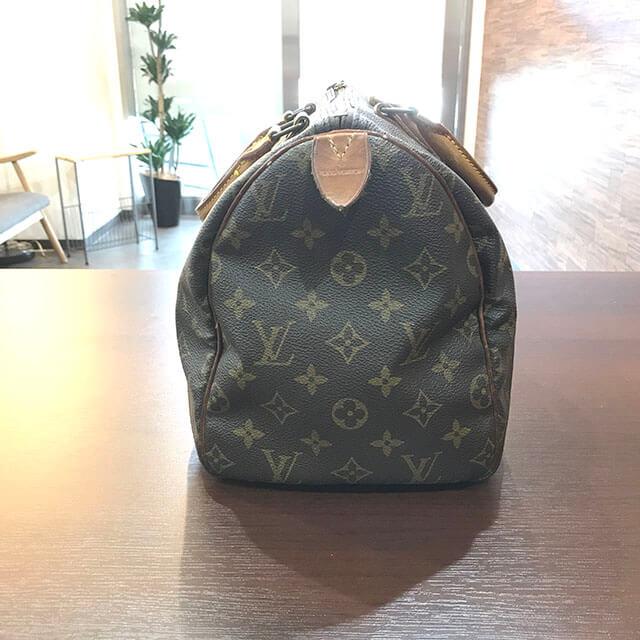 大阪鶴見のお客様からヴィトンのハンドバッグ【スピーディ30】を買取_02